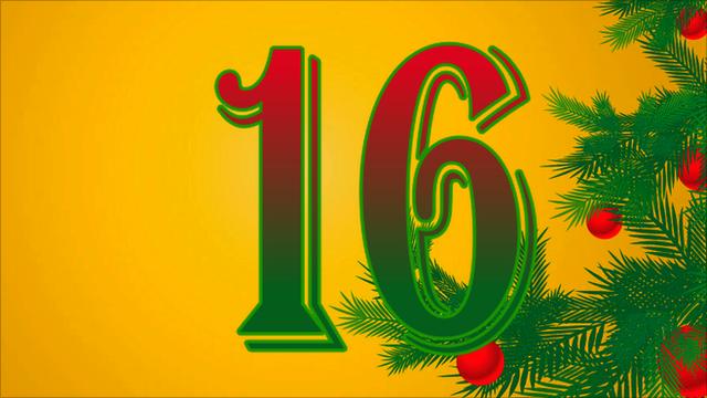 BBC Sport's advent calendar - 16 December