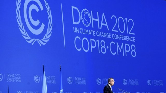 Doha 2012 Climate Conference