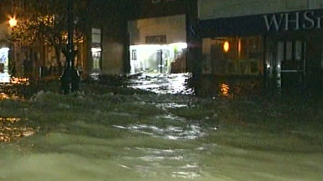 Floods in Lewes