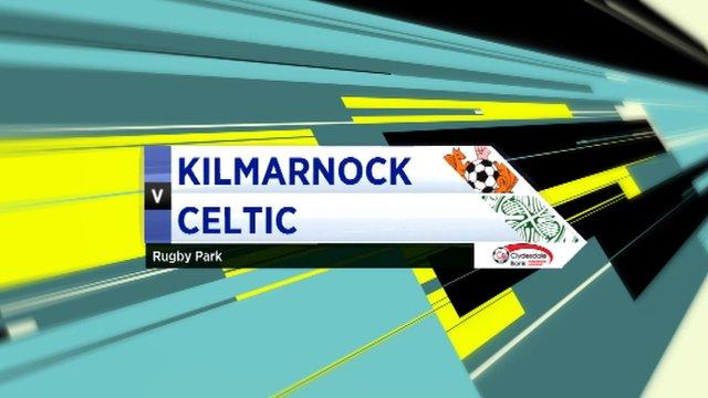 Highlights - Kilmarnock 1-3 Celtic