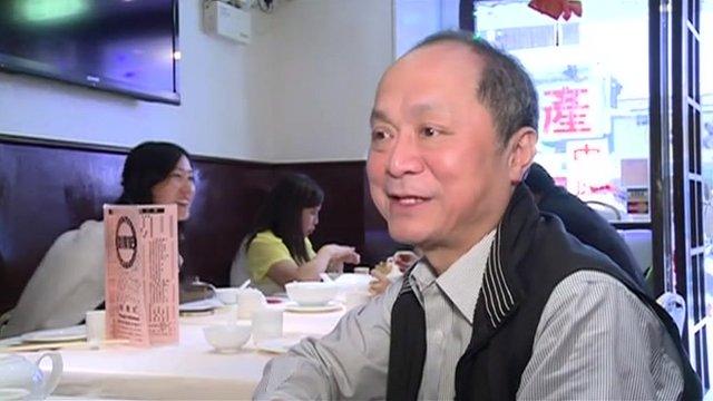 Pang Pak Sheung, owner of Pang's Kitchen