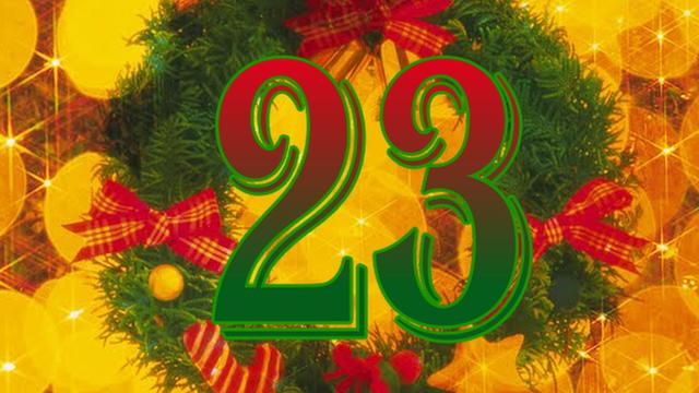 BBC Sport's advent calendar - 23 December