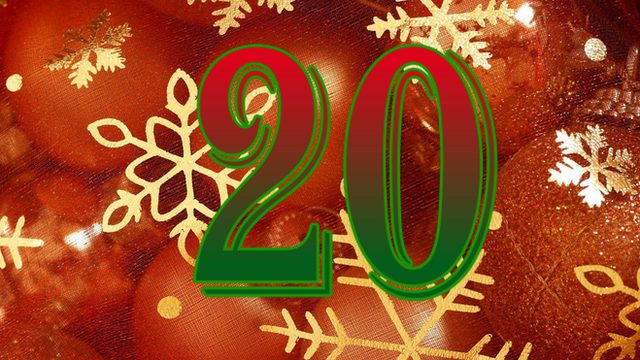 Hunter gatherer - Day 20 advent calendar