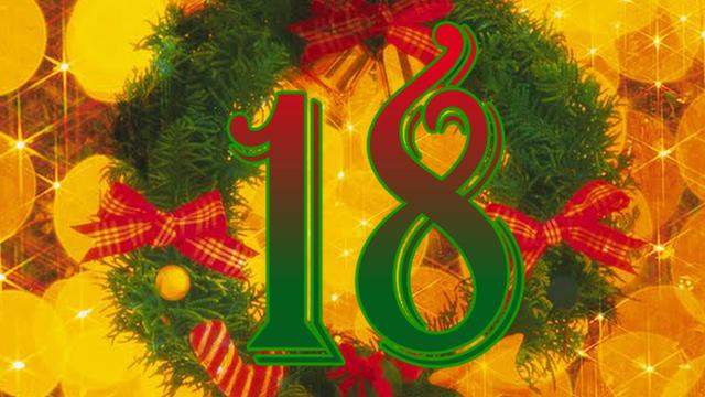 BBC Sport's advent calendar - 18 December