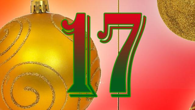 BBC Sport's advent calendar - 17 December