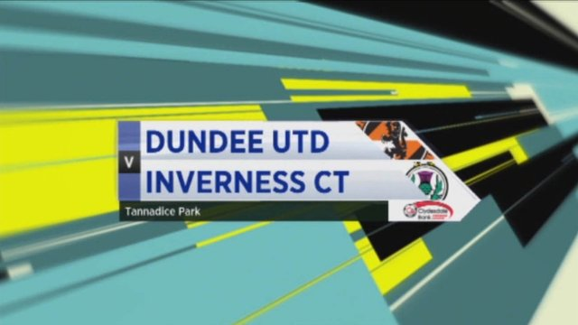 Dundee United v Inverness CT
