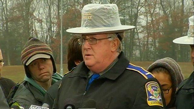 Connecticut Police Lieutenant Paul Vance