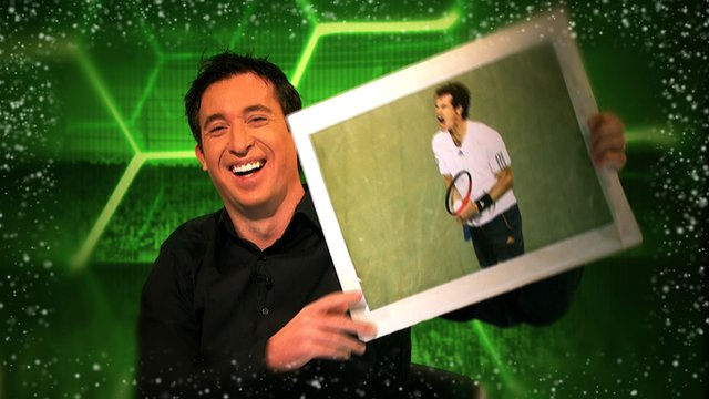 "Robbie Fowler sings ""The 12 Days of Christmas"""