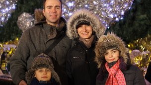 Paul Norris and his family moved from the UK to Poland