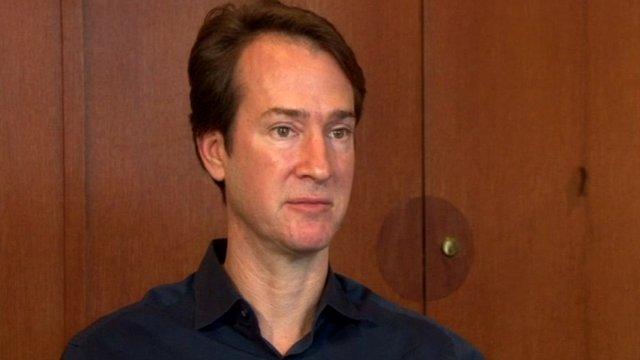 Fresh Direct's chief executive Jason Ackerman