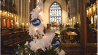 Bangor Cathedral's Christmas Tree Festival