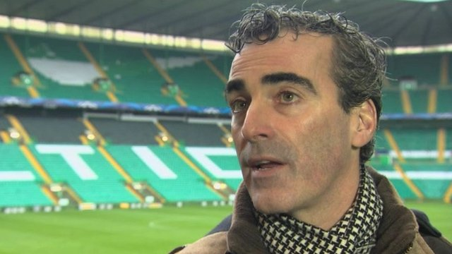 Donegal gaelic football manager Jim McGuinness has recently started a new job at Celtic Football Club