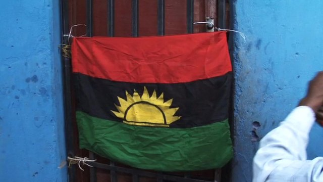 Flag of Biafra