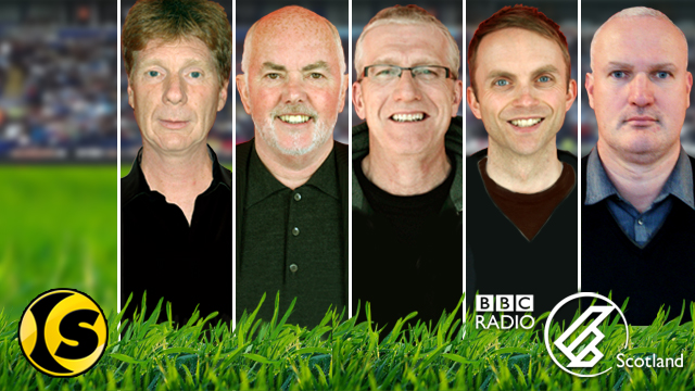The Sportsound presenter team