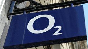 O2 sign
