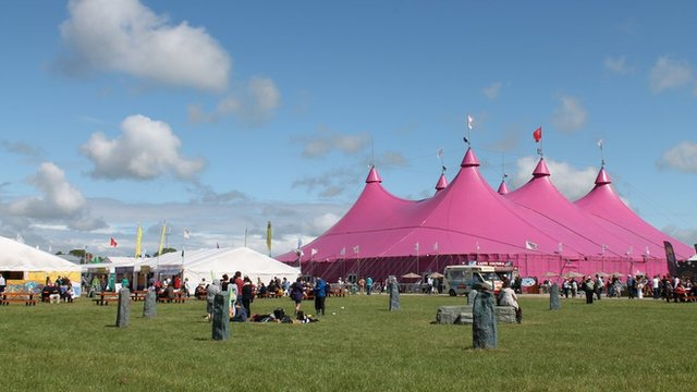 Maes Eisteddfod Bro Morgannwg 2012
