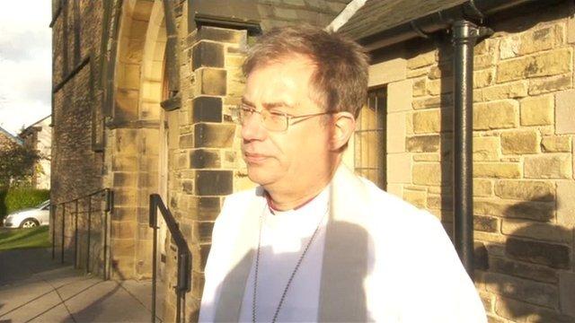 Bishop of Sheffield, Dr Steven Croft