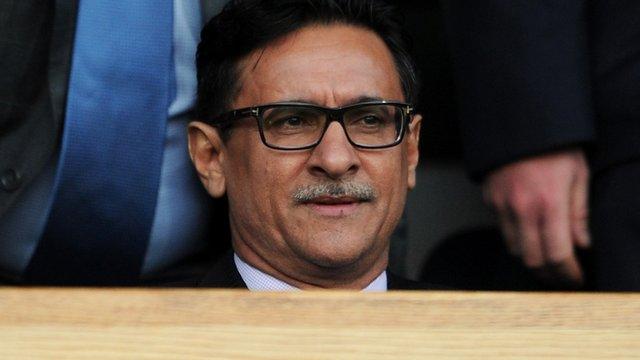 Blackburn Rovers global advisor Shebby Singh