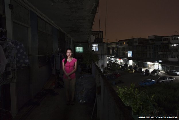 Nguyen in Bangkok