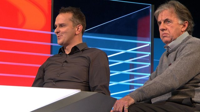 Dietmar Hamann and Mark Lawrenson
