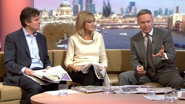 Nick Watt, Jane Moore, Rory Bremner on The Andrew Marr Show