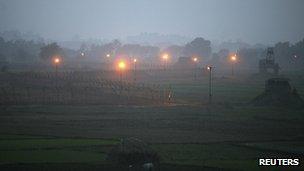 2013 India–Pakistan border skirmishes