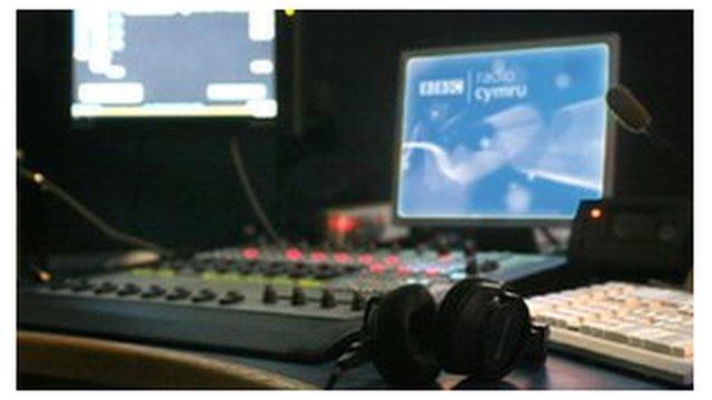 Stiwdio radio
