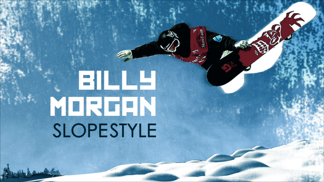 Billy Morgan graphic
