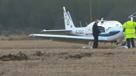 Tutor training aircraft