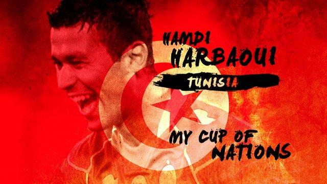 Hamdi Harbaoui - My Cup of Nations