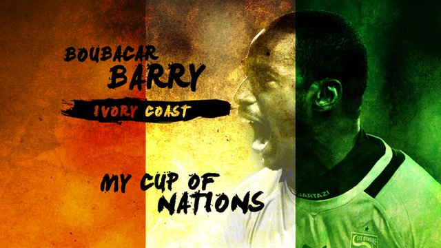 Boubacar Barry - My Cup of Nations