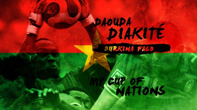 Daouda Diakite - My Cup of Nations