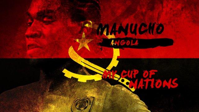 Angola's Manucho