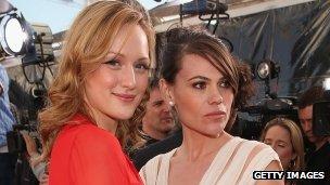 Argo stars Kerry Bishe and Clea DuVall
