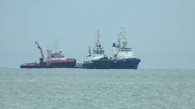 The Christos 22 and 2 other ships