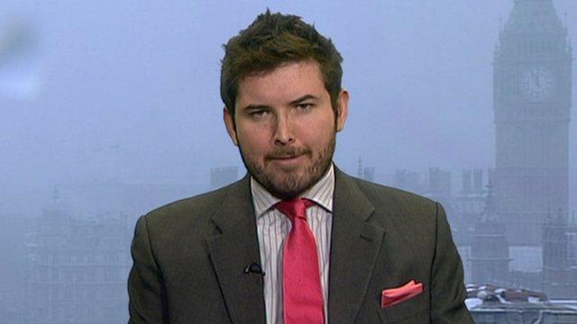 Economist Jeremy Cook