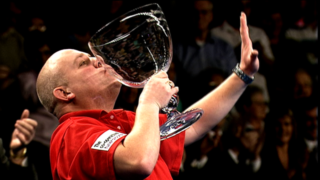 Five-time world champion Alex Marshall