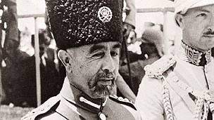 King Abdullah of Jordan pictured in 1948