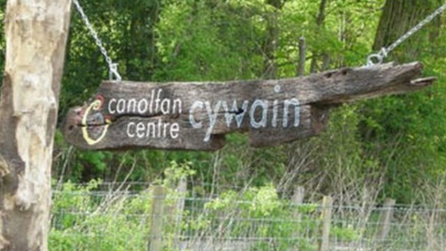 Canolfan Cywain