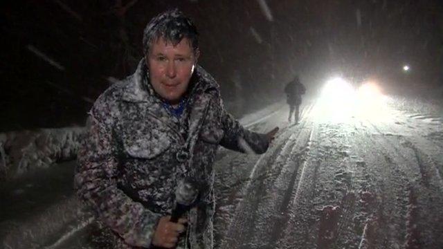 Jon Kay in Somerset