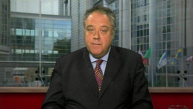 Labour MEP Richard Howitt