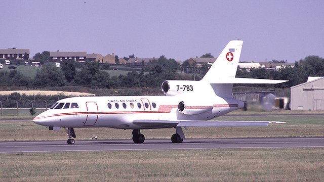 Jet aircraft (file picture)
