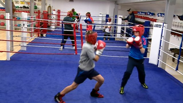 Tamworth Boxing Club
