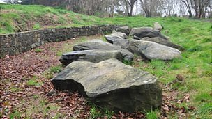 Delancey Park: Guernsey's only known example of a gallery grave