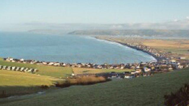 Edrych dros fae Ceredigion