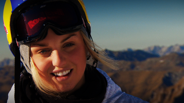 GB Slope Style snowboarder Aimee Fuller