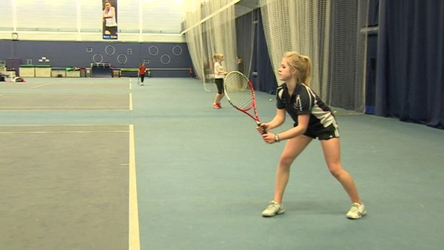 Tennis at University of Bath