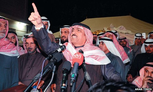 Former Kuwait MP Musallam al-Barrak facing up to five years in jail