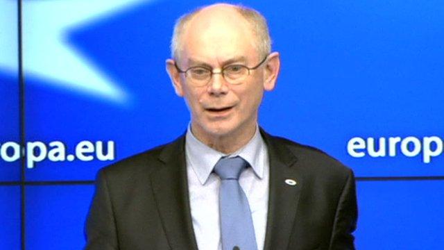 President of the European Council, Herman van Rompuy