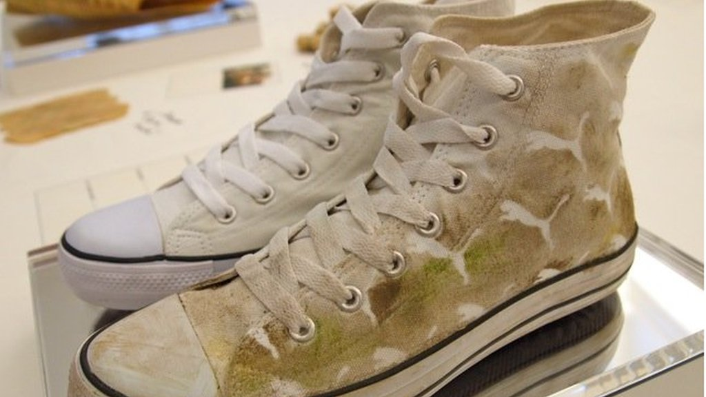 Dirty shoes: an emotionally durable design?